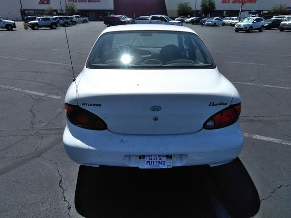 99 Hyundai Elantra For Sale In Phoenix AZ