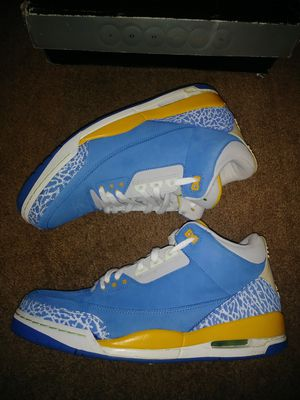 """2006 Air Jordan 3 LS """" DTRT"""" size 13.5 in men for Sale in Cleveland, OH"""