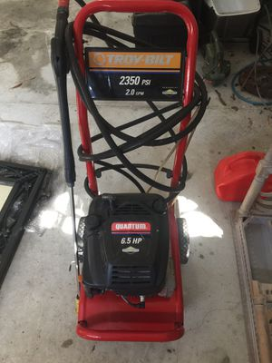 Troy Bilt Pressure Washer ! Works great for Sale in Kissimmee, FL
