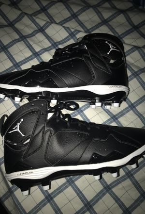 bad55bb69034a9 Nike Air Jordan Retro Td football cleats for sell size 13 for Sale in Coconut  Creek