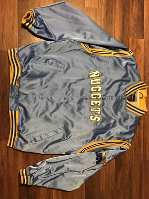 Nike licensed Denver nuggets jacket szXL for Sale in Richmond, VA