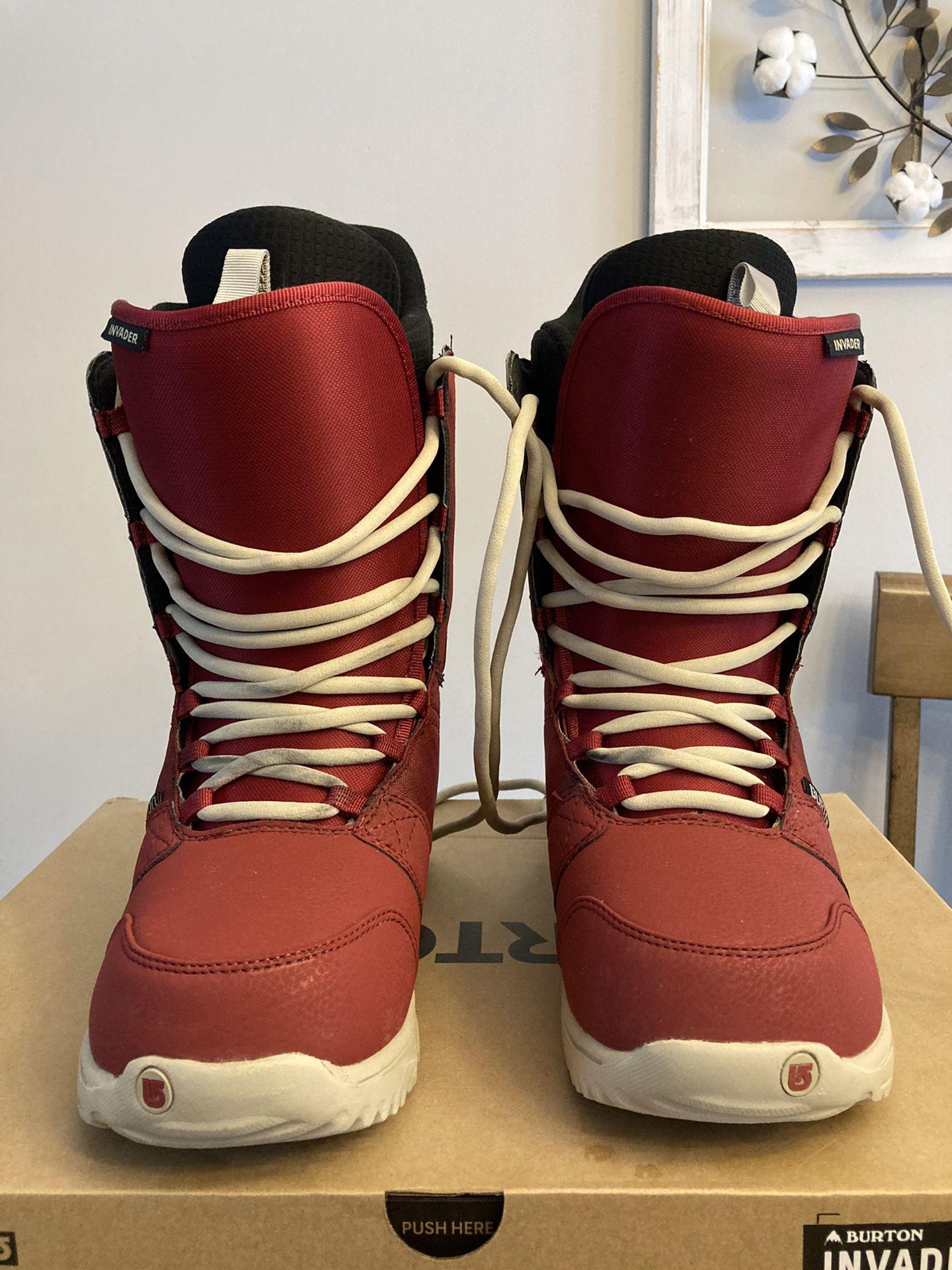 Snowboard Boots - Burton Invader