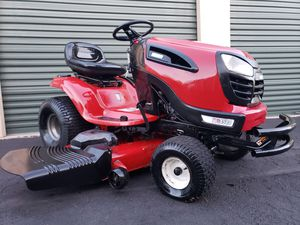 Photo POWERFUL Craftsman YTS4500 Lawn Tractor V-TWIN OHV 26hp 54 INCH DECK! PRICE IS FIRM