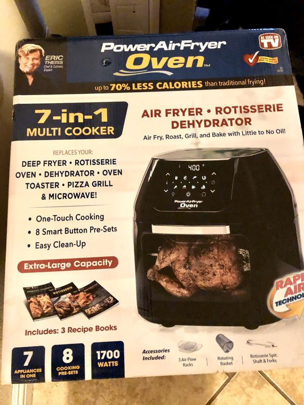 Air Fryer 7 In One For Sale In Citrus Heights Ca Offerup