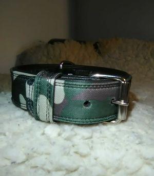 """Camoflauge Designer """"Dog Collar"""" for Sale in Glendora, CA"""