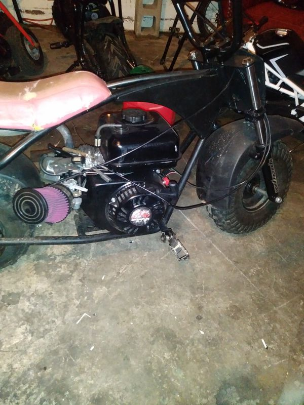 Motovox mini-bike with Predator 212 stage 1 kit with Governor removed for  Sale in Hayward, CA - OfferUp