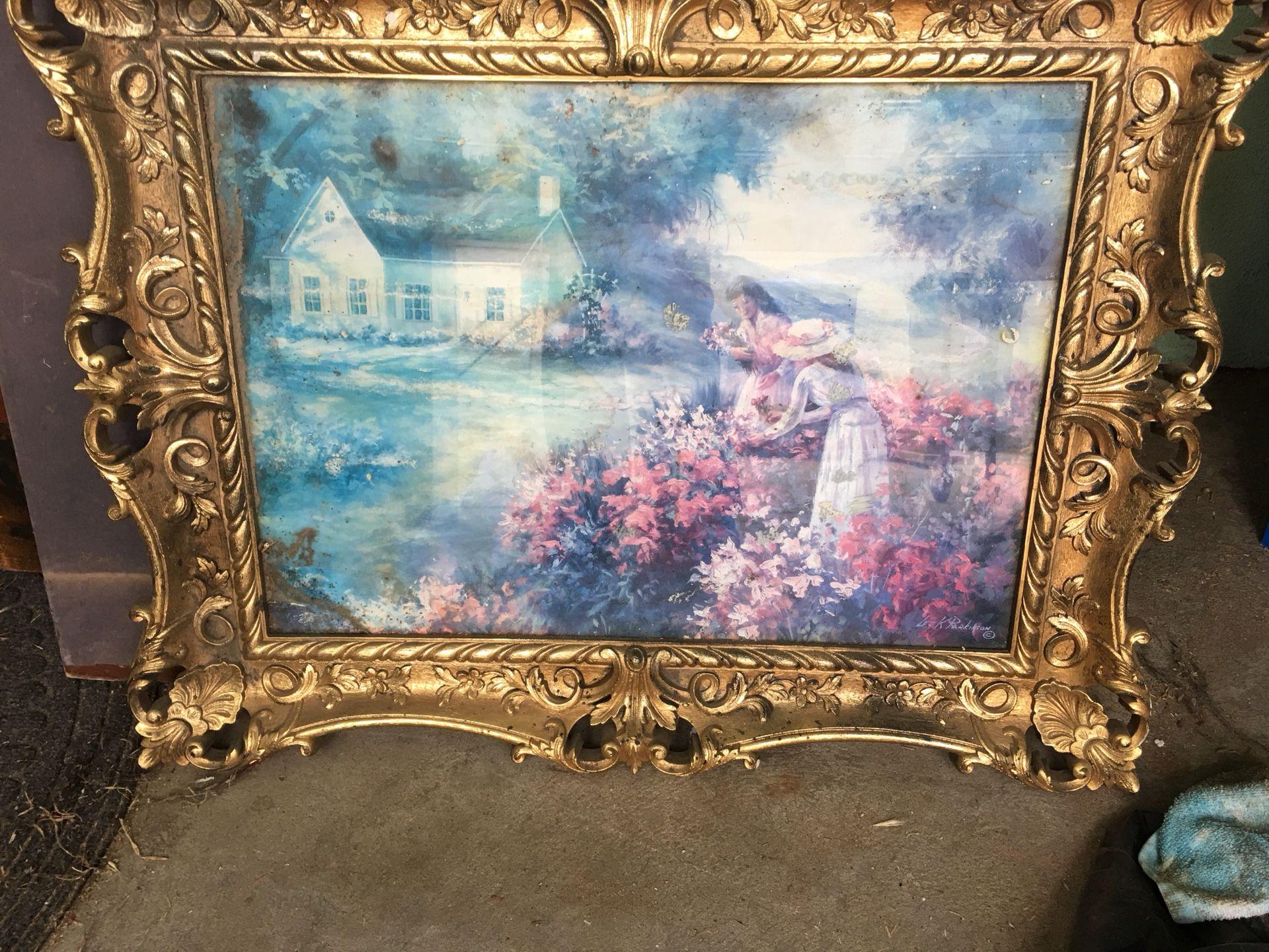 Painting/print/framed