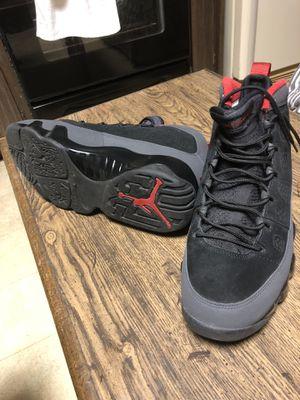 Air Jordan retro charcoal 9's for Sale in Boston, MA