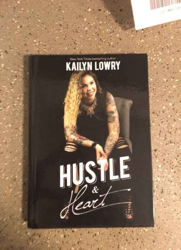 Hustle Heart Book By Kailyn Lowry For Sale In Spokane Wa Offerup
