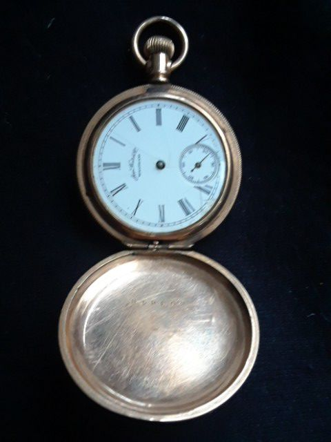 Waltham pocket watch for Sale in Olympia 84e9c2a93b
