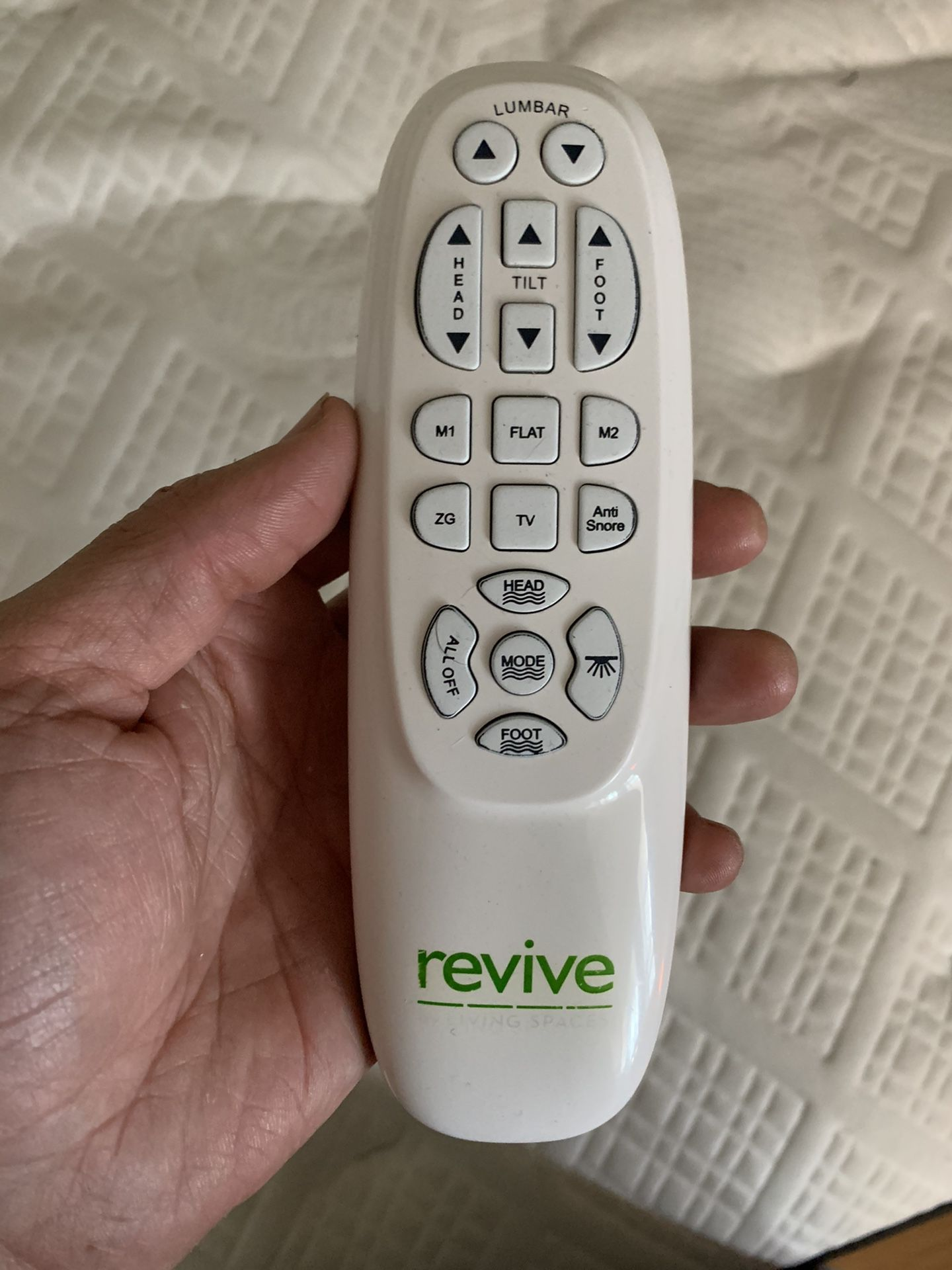 Revive electric bed