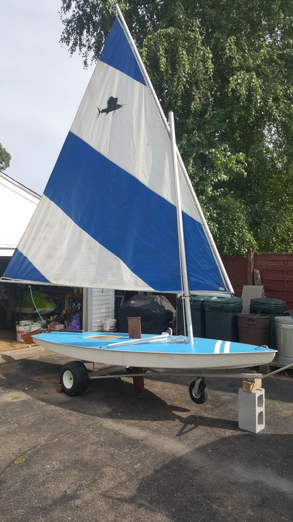 SUNFISH SAILBOAT for Sale in Branford, CT - OfferUp