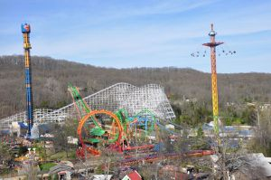 Six flags season passes for Sale in St. Louis, MO