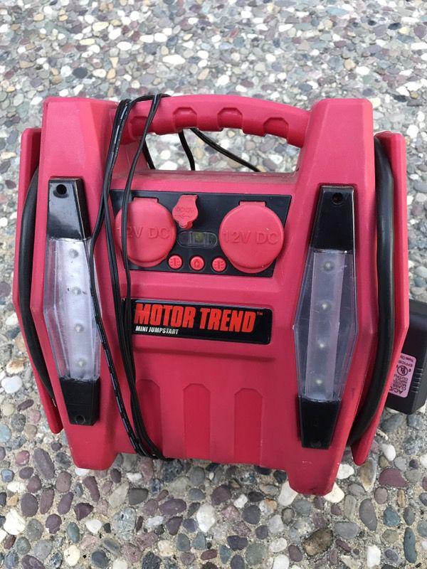 Motor Trend Mini Jump Starter