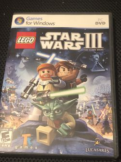 PC Windows DVD games, Star Wars, Lego, NBA Thumbnail