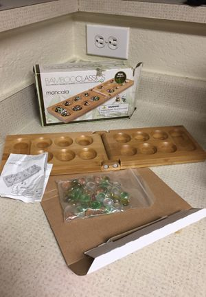 MANCALA , Board game Black Friday Deal for Sale in Sudley Springs, VA