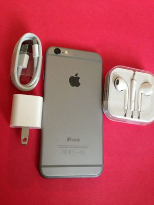 Unlocked IPhone 6,64gb,excellent condition for Sale in Vienna, VA