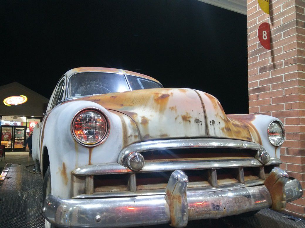 1950 Chevy Sedan Delivery/Barn Find