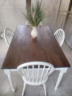 Dining Table And Chairs  Thumbnail