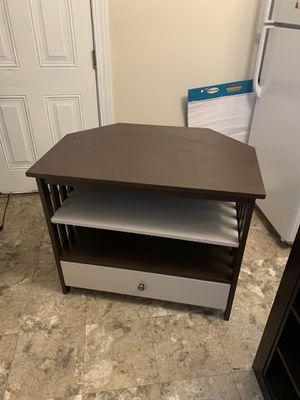 Photo Tv corner stand