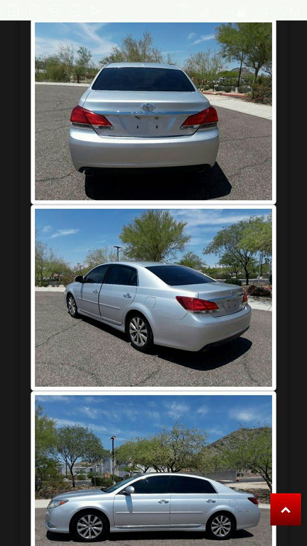 2011 toyota avalon for sale in phoenix az offerup. Black Bedroom Furniture Sets. Home Design Ideas