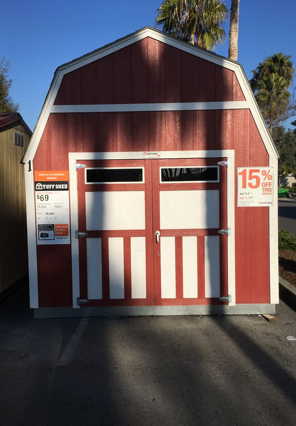 Tuff Shed Sundance Tb 600 10 X12 X11 6 Display For Sale