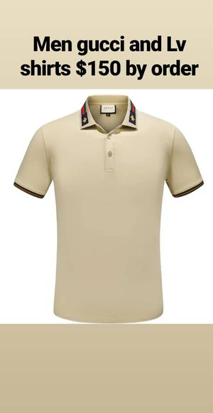 b27841f4cf1 Gucci shirt polo L Xl for Sale in City of Industry