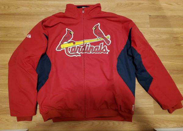 St Louis Cardinals Majestic Jacket *Adult XL* for Sale in ...