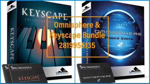 Omnisphere & Keyscape Deal for Sale in Fresno, CA - OfferUp