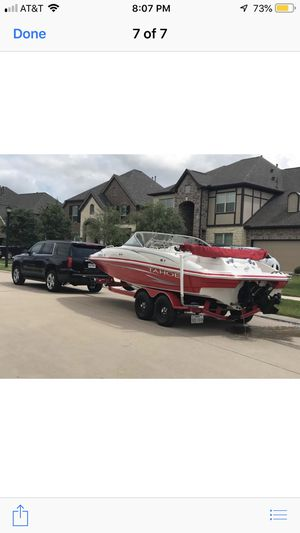 New and Used Deck boat for Sale in Bryan, TX - OfferUp