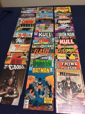 Comics for Sale in San Jose, CA