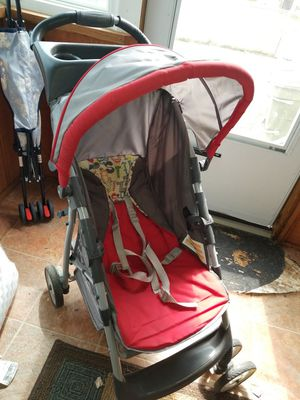 Red baby stroller for Sale in Richmond, VA