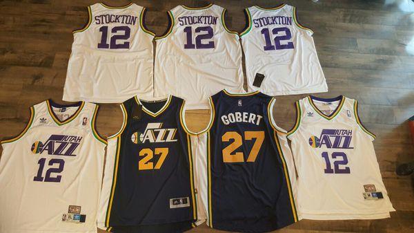 brand new 9edfa bb154 Utah Jazz Jerseys for Sale in Orem, UT - OfferUp