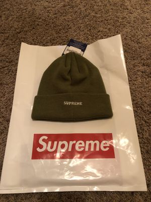 b35fd2654 New and Used Supreme beanie for Sale in Amarillo, TX - OfferUp