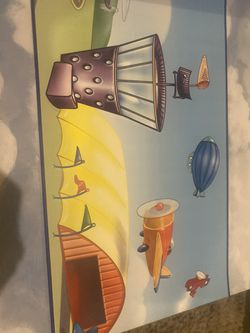 Warner Fun Kids themed Wallpaper Book for Art and Crafts Thumbnail