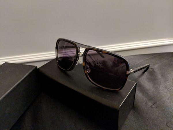 237210e7bd7f Dior homme sunglasses men s man case box fashion black for Sale in ...