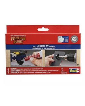 Revell Pinewood Derby Tuning Set Speed Kit for Sale in North Potomac, MD