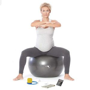 Exercise Ball with Resistance Band-Thick for Sale in Hollywood, FL