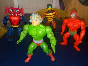 Photo He-man action figure ( must pick up)
