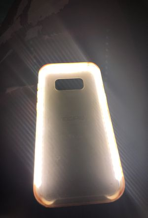 Light up case (Samsung 8plus) for Sale in Baltimore, MD