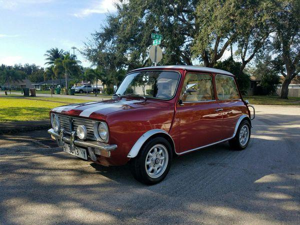 1974 Austin Mini 1100 Clubman Special For Sale In Miami Fl Offerup