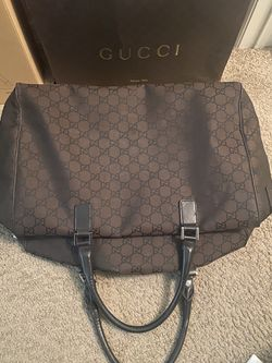 Gucci Duffel Bag Thumbnail