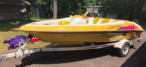 Sea Rayder- Jet Boat for Sale in Hickory Creek, TX - OfferUp