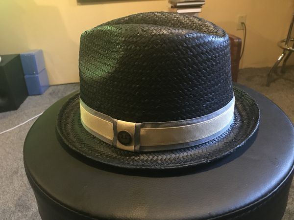e5c18f7e5ff97 Men s Goorin Brothers Hammond Fedora black breathable Medium hat for ...