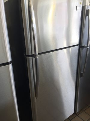 Stainless Steel Refrigerator French Door (GE PROFILE) for Sale in ...