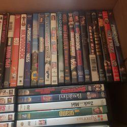 DVD N Bluray Lot Thumbnail
