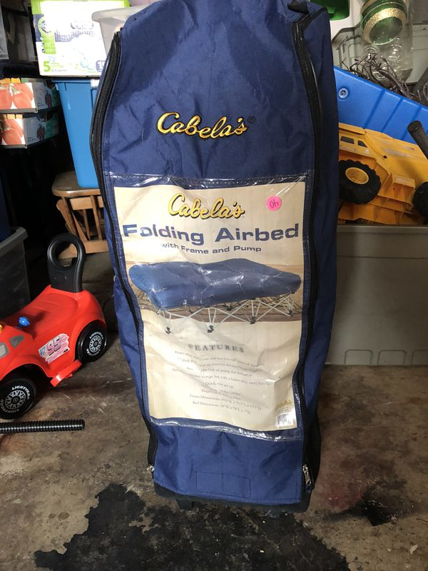 Folding Air bed Frame Cabelas for Sale in Centralia, WA   OfferUp
