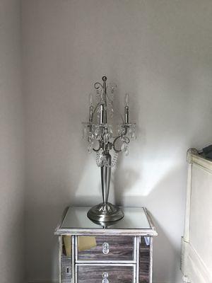 Set of Two Chandelier Lamps for Sale in Atlanta, GA
