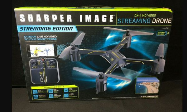 Sharper Image Dx 4 Hd Video Streaming Drone For Sale In Houston Tx