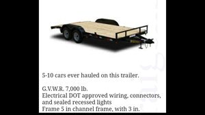 Trailer for Sale in Riverdale, MD
